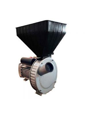 "Зернодробилка ""Газда М80"" (крупорушка, 2,5 кВт, зерно + кукуруза)"