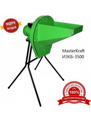 Зернодробилка Master Kraft IZKB 3500
