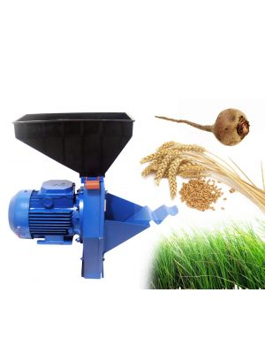"""Корморезка """"Эликор"""" 4-го исполнения для зерна, травы и корнеплодов"""
