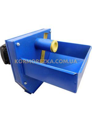 Корморезка (Кормоизмельчитель / измельчитель кормов универсальный / зернодробилка ИКОР-05 150 кг/час HELZ (ХЭЛЗ)