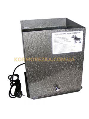 Зернодробилка (Крупорушка / Измельчитель зерна) Зубренок (350 кг/час)