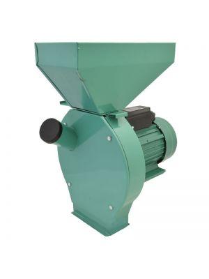 Зернодробилка крупорушка мельница DONNY DYC-3000 для зерна и початковкукурузы (3 кВт, 240 кг/час)