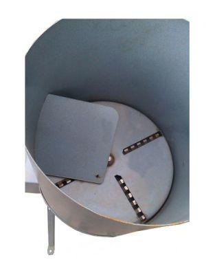 Электродробилка кормоизмельчитель Лан-5 для корнеплодов, овощей и фруктов 120 кг/ч